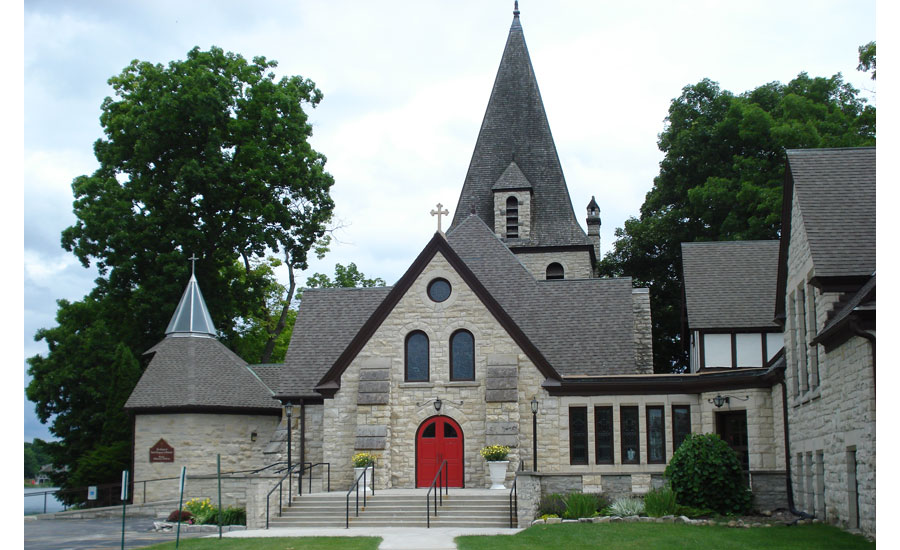 Historic Church Sings Praises of New High-Efficiency Condensing ...