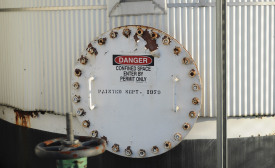 The Occupational Safety and Health Administration (OSHA) recently clarified that its confined spaces final rule has a very limited application in the residential HVAC industry. Photo courtesy of Joe Mabel, http://bit.ly/joemabel