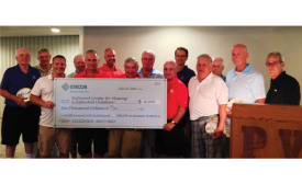 Emcor Donates $10,000 to NCMEC