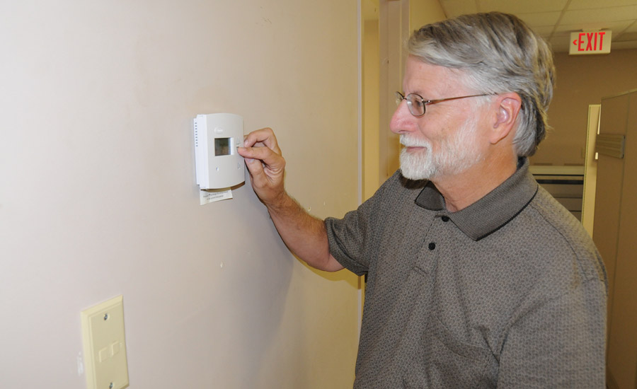 Smart thermostats are catching on with all demographics. Photo courtesy of Fort Rucker; http://bit.ly/EFFICIENT1