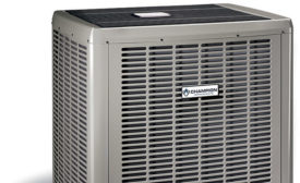 Champion® Heating and Cooling with Touch Screen Communicating Control