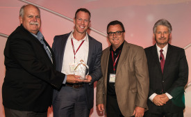 Rheem Earns David Weekley Homes' Partners of Choice Award