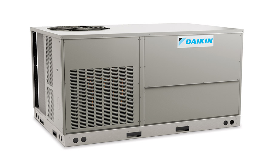 Daikin - Unitary: DTH/DTG high-efficiency rooftop units