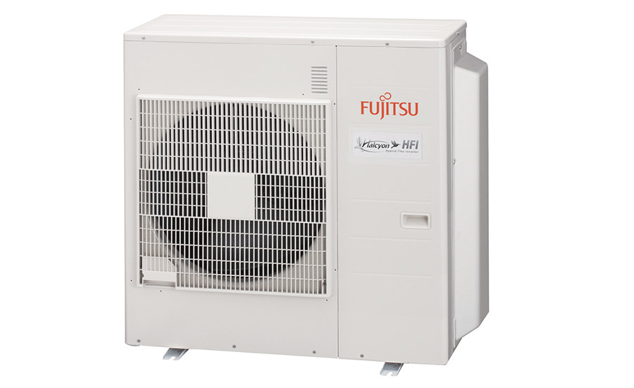 Halcyon: Multi-Zone mini-split heat pump system, AOU36RLXFZH