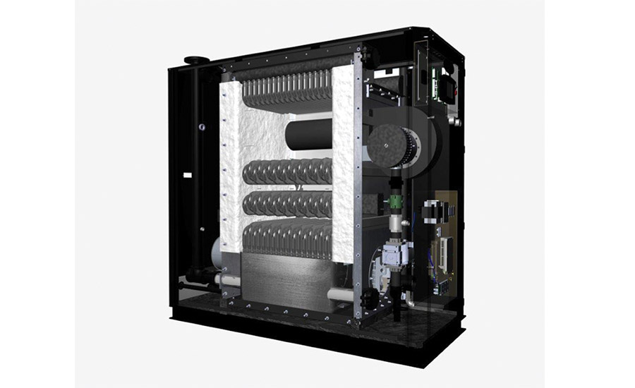 Thermal Solutions: Arctic condensing boilers