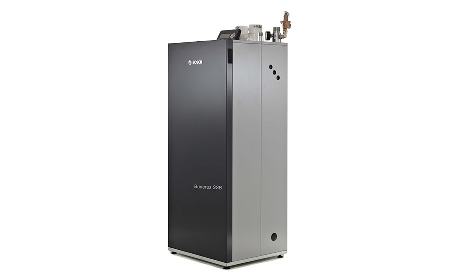 Bosch: Buderus SSB Series stainless steel high-output boilers