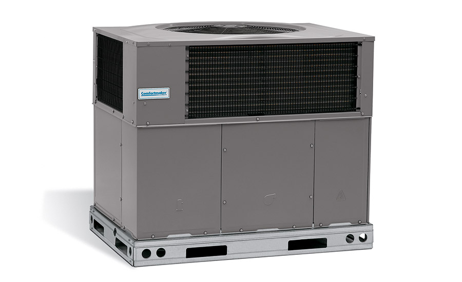 new hvac systems help keep the commercial market warm 2016 10 03 comfortmaker pgr5 packaged gas electric unit