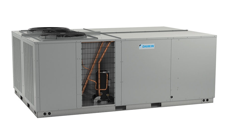 Daikin - Unitary: DCG-300 gas/electric rooftop