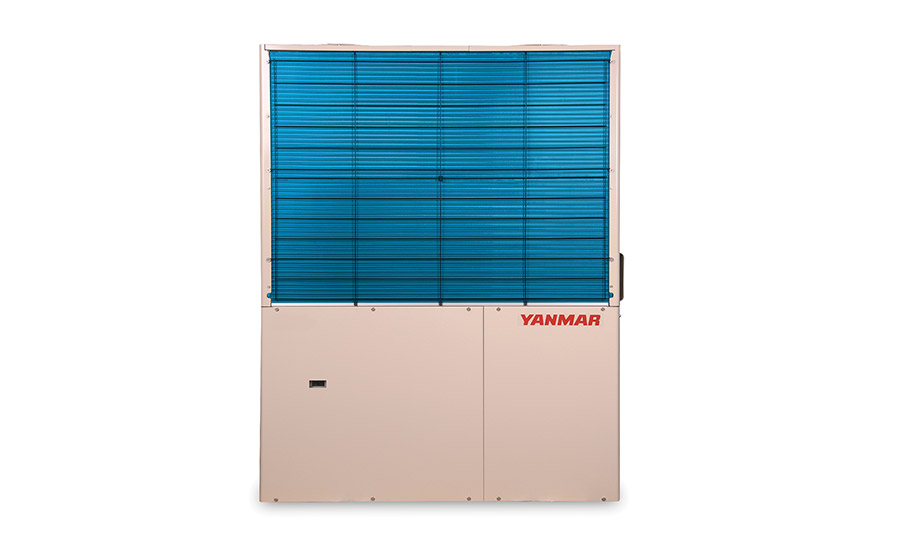 Yanmar America: Gas heat pump, NFZP