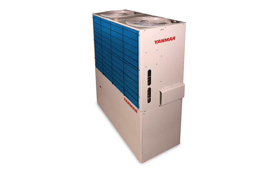 Yanmar America: Gas heat pump, NNCP