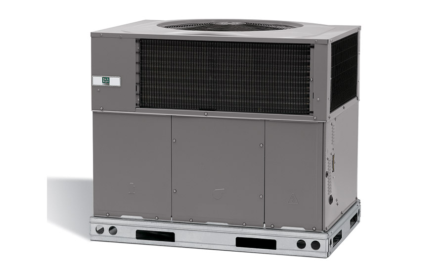 Day & Night: PHR5 packaged heat pump