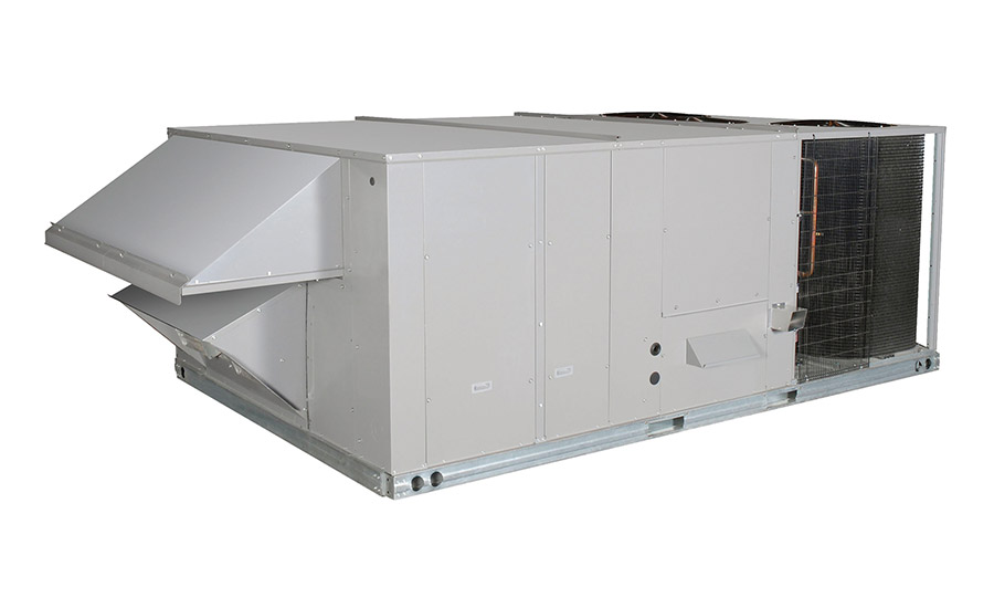 Day & Night: RGH181-303 packaged gas/electric unit