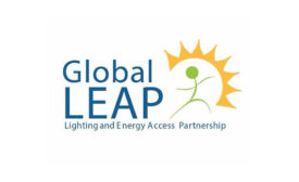 Global LEAP logo