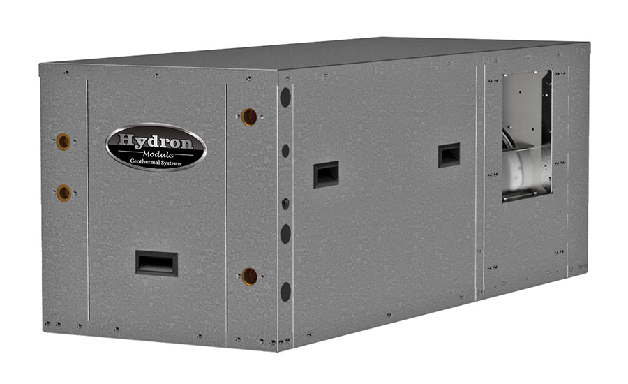 Hydron Module: Origin Series, HZT 024-072, compact, horizontal, packaged, ground-source heat pump