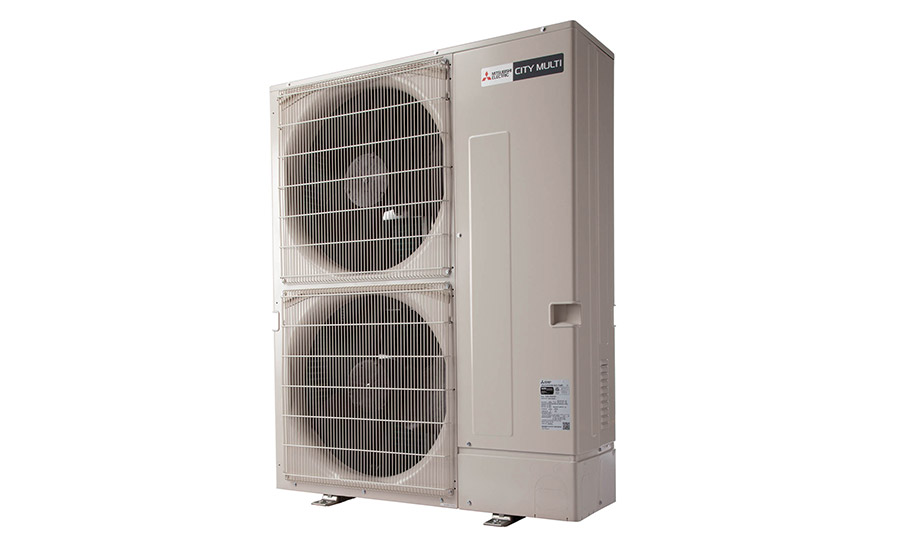 Mitsubishi Electric: CITY MULTI S-Series VRF heat pump/outdoor unit, PUMY