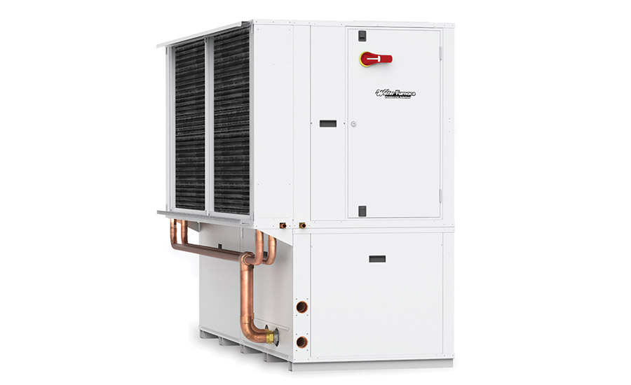 WaterFurnace: Envision water-source heat pump