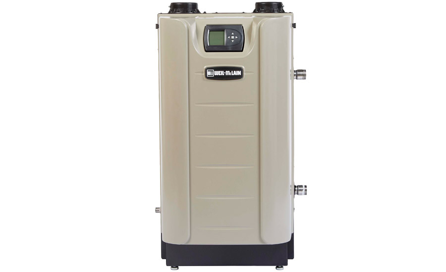 Weil-McLain: Condensing Boiler   2016-10-10   ACHRNEWS