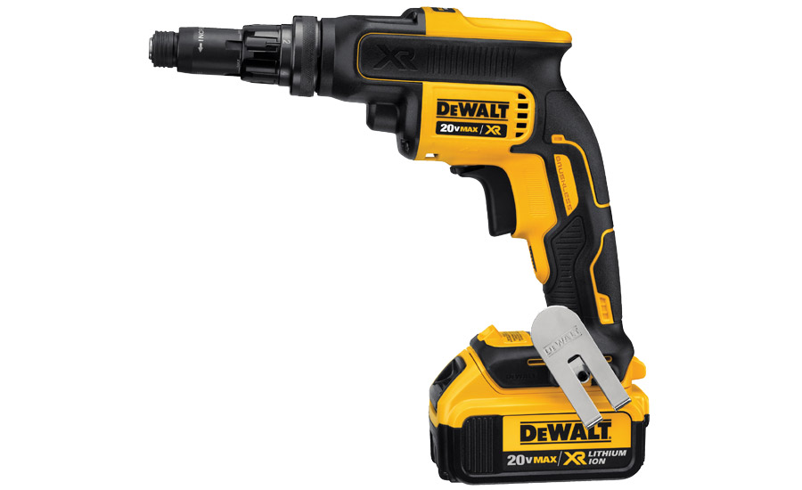 DeWalt: Multi-speed Screwgun