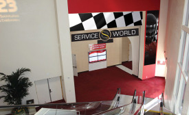 The inaugural Service World Expo will occur Oct. 26-27 at the Tropicana in Las Vegas.