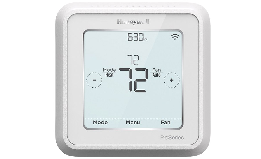Honeywell Intl. Inc.: Connected Thermostat