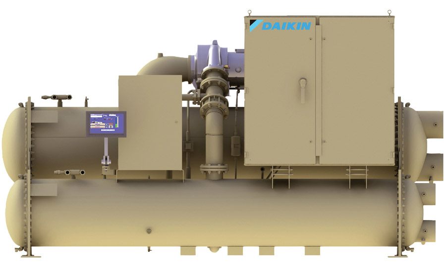 Daikin Applied: Centrifugal Chiller