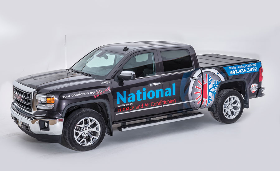 The Do's and Don'ts of Truck Wraps | 2016-11-07 | ACHRNEWS