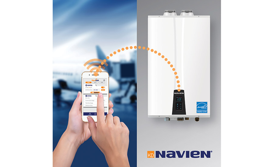 Navien NaviLink WiFi to NPE Tankless Water Heater