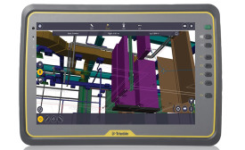 Trimble Field Link MEP _3D Model Perspective