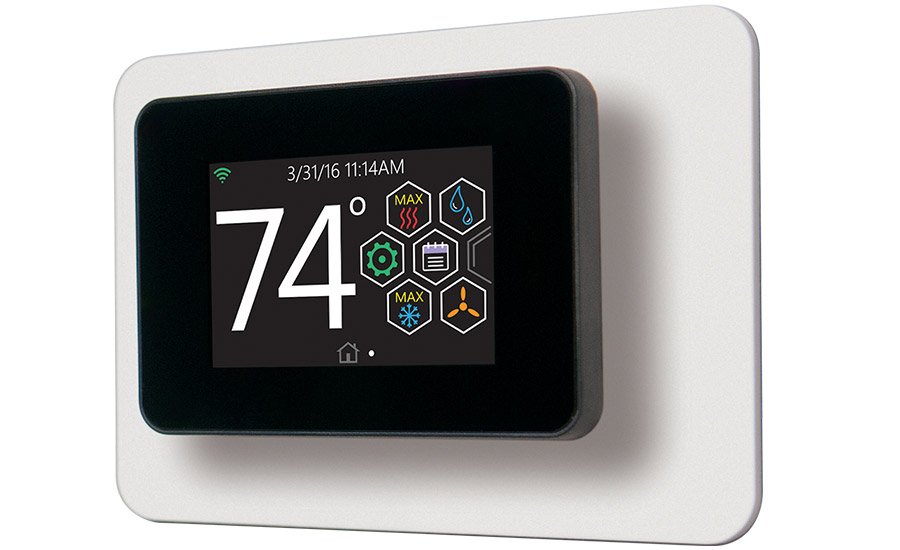 JCI-Luxaire-Touch-Screen-Thermostat