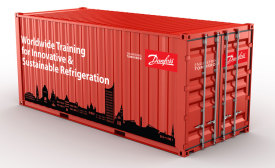 Danfoss Mobile Training Unit