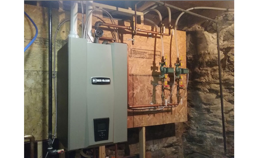New Weil-McLain Boiler Installation Drives Home Energy Savings ...