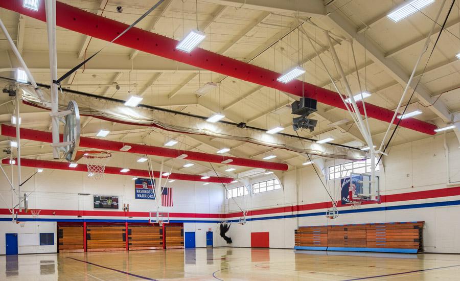 Iowa school finds comfort in dynamic hvac retrofit