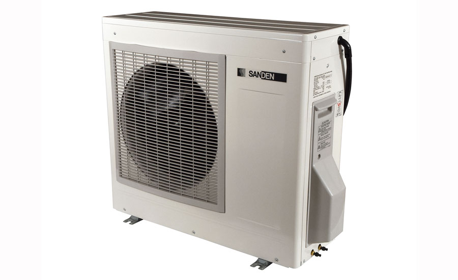 SANCO2 heat pump