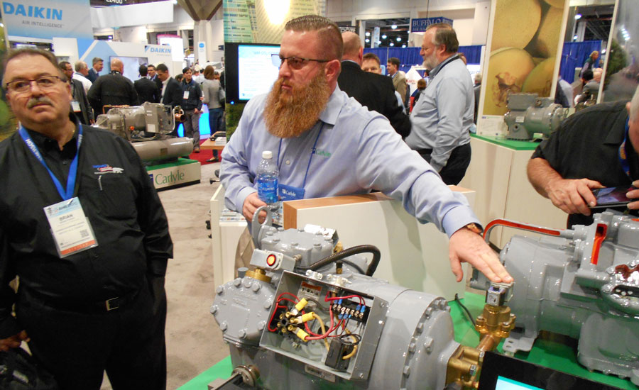 Compressors: The Beating Hearts of the HVACR Industry   2017-02-27