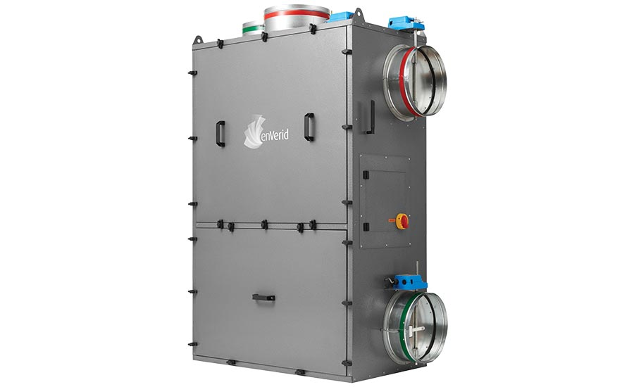 enVerid Systems Inc.: HVAC Load Reduction System