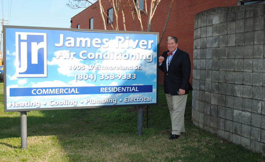 James River Air Conditioning