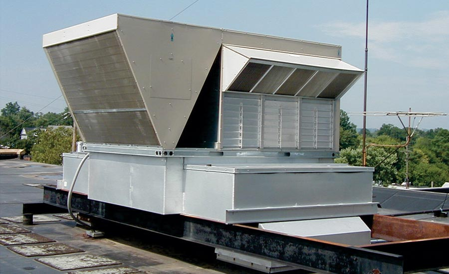 Thybar Corp.: Rooftop Unit Replacement