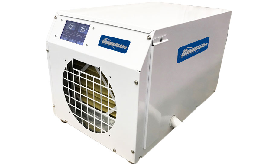 MD33 In-Wall Dehumidifier