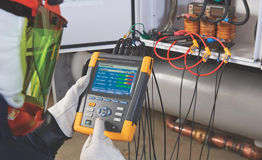 Fluke Corp.: Motor Analyzer