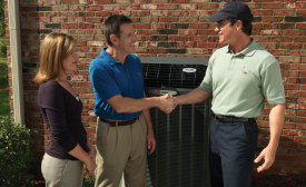 TruComfort variable-speed air conditioning systems