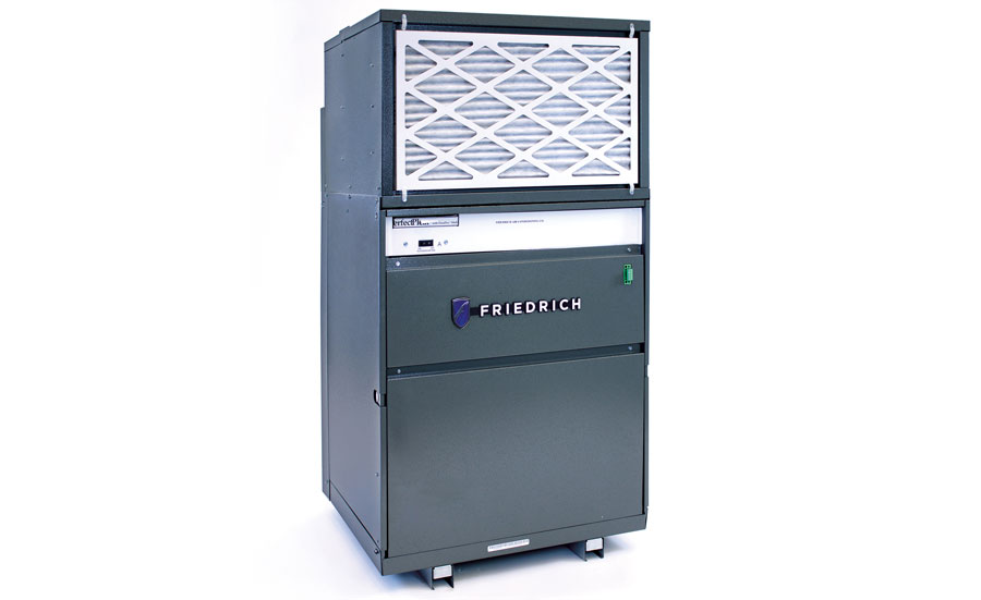 VRP™ Variable Speed Vertical Heat Pump