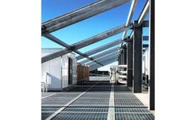 Phoenix data center Roof