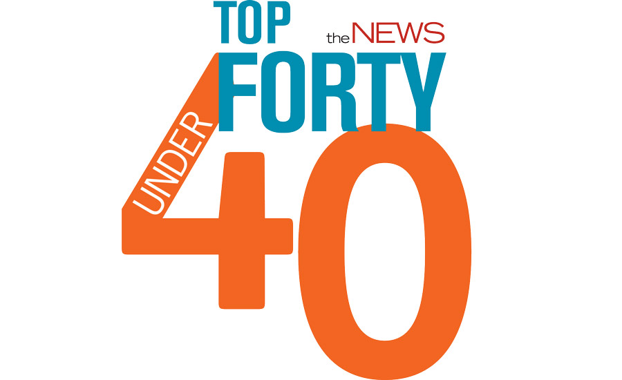 Top 40 Under 40 HVAC professionals