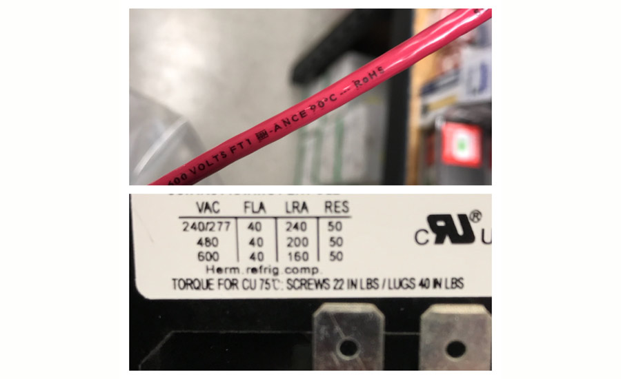 What Most Techs Get Wrong About Wire Sizing