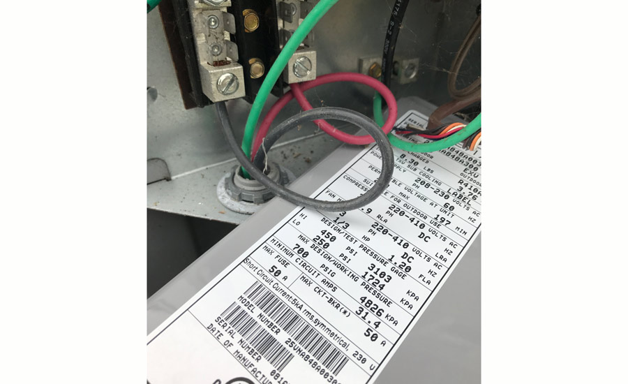 What Most Techs Get Wrong About Wire Sizing | 2017-09-18 | ACHRNEWS