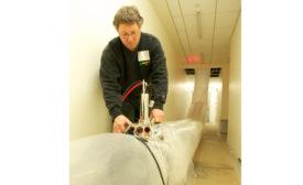 Aerosol duct sealing