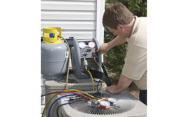 R-22 to replacement refrigerants