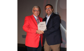 Butch Welsch 2017 Service World Expo Legends of HVACR Award