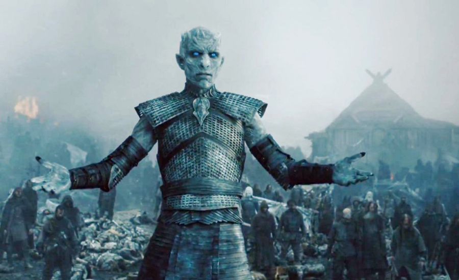 Game of Thrones Night King ACHR theNEWS