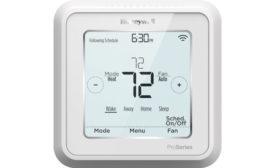 Lyric T6 pro Wi-Fi thermostat